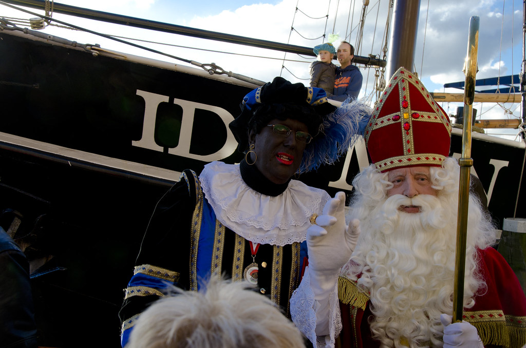 Welcome Sinterklaas!!