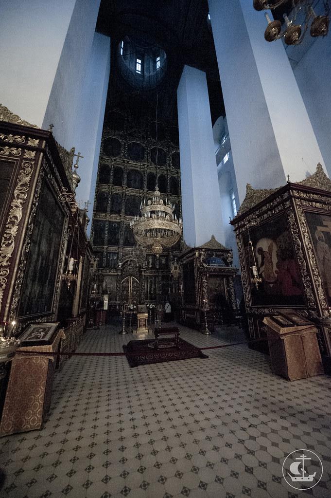 Свято-Троицкий кафедральный собор в Пскове