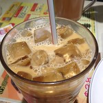 Iced Hong Kong Milk Tea