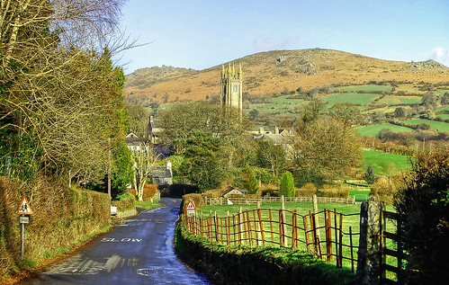 Widecombe-in-the-Moor, Dartmoor