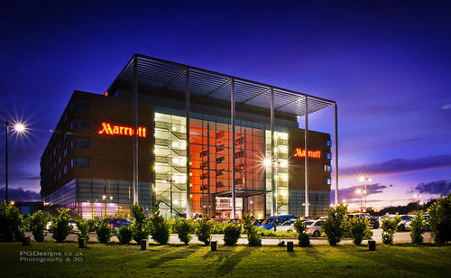 Marriot Hotel - Leicester