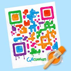 QR code design Kindergarten