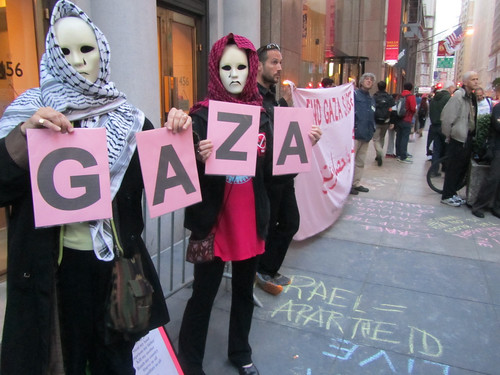 Gaza Demonstration in San Fransisco