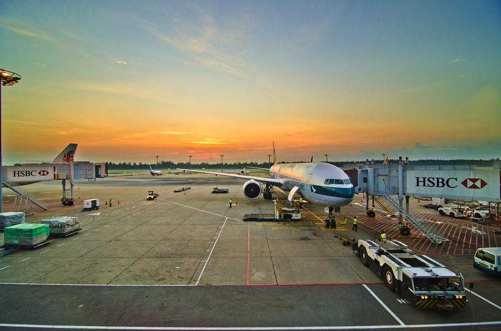 Singapore - Changi Airport