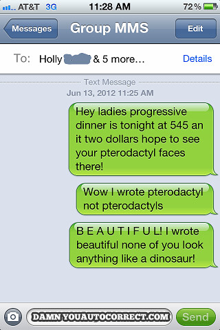 Embarrassing text messages 13