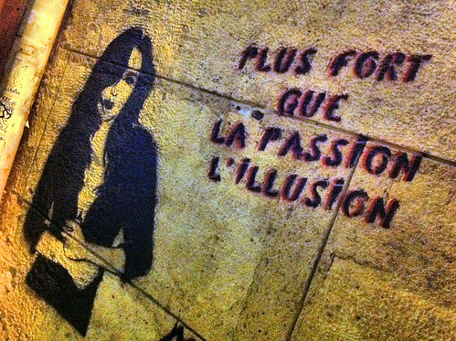 Stronger Than The Illusion, The Passion by Paris Set Me Free