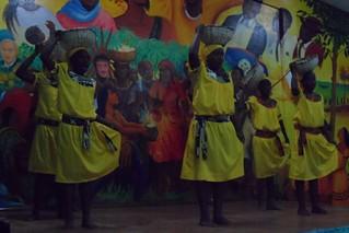 """En el sur de Belice, la Embajada develó el mural """"Hayawadina Wayunagu"""""""