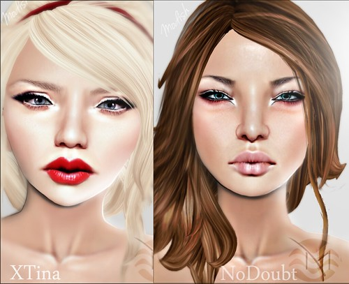 ::Modish:: Xtina & NoDoubt skins by ::Modish::