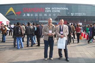 Industrial Automation Show 2012 в Шанхае