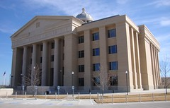 Rockwall County Courthouse (Rockwall, Texas)