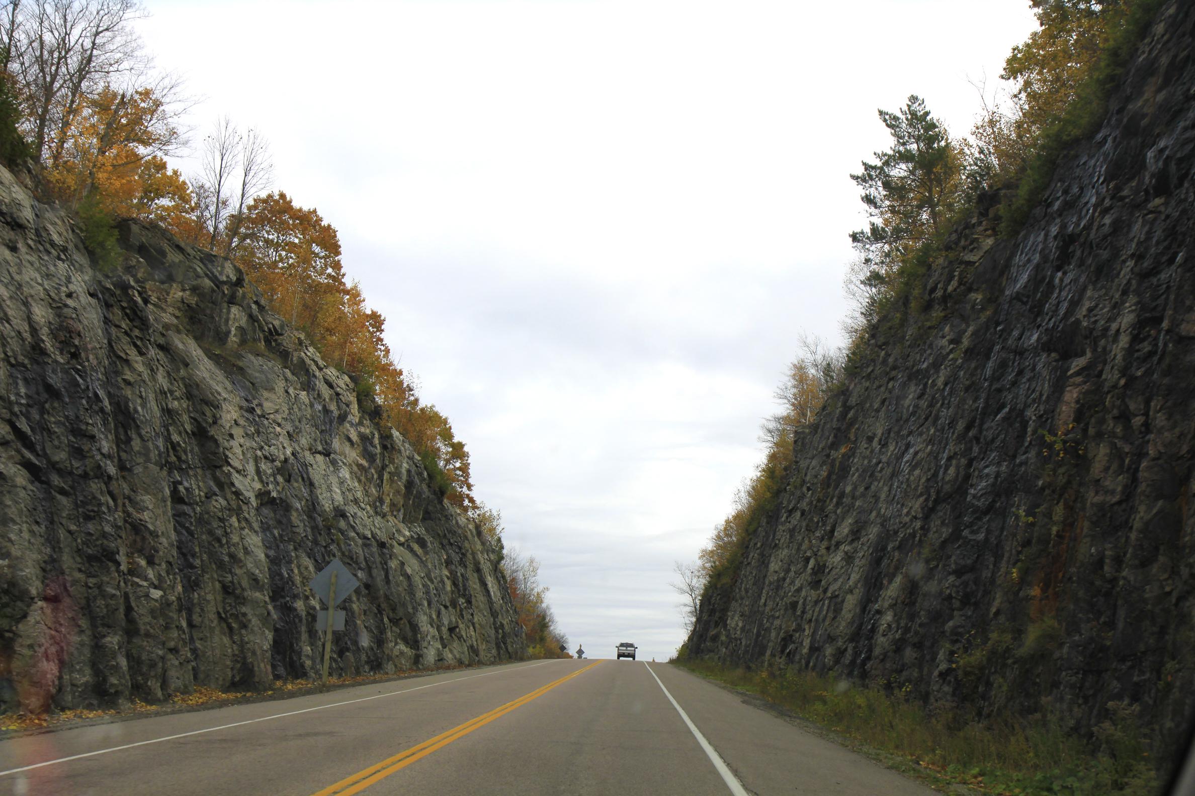 miners bay rocks