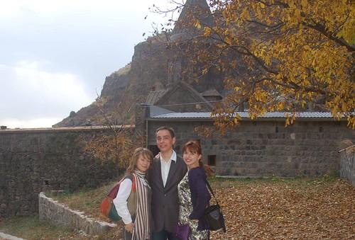 ФРішники на навчальний візиті у Вірменію