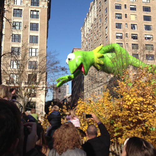 Kermit #nyc