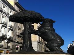 Wahrzeichen von Madrid