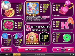 True Love Slots Payout