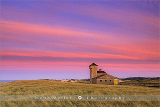 Old Harbor Life-Saving Station - Provincetown - Cape Cod