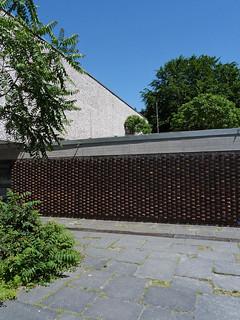 Akademie der Künste (West), Werner Düttmann und Sabine Schumann, 1957-1960. / 062010