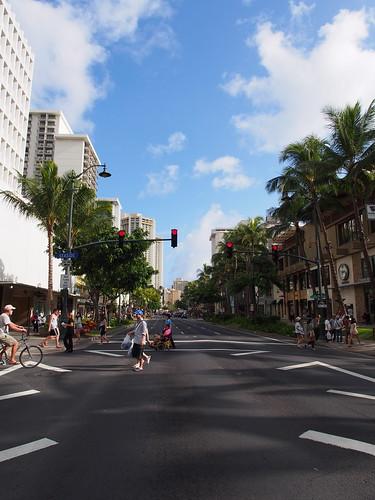 Waikiki Kalakaua Ave.