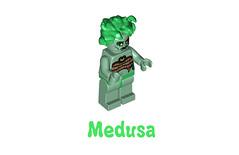 LEGO Minifigures Series 10 -  Medusa
