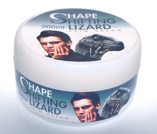 Shape Shifting Lizard Skin Cream