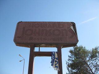 Howard Johnsons Restaurant Fairfield,CA