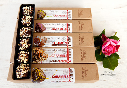 Various Amella Caramels