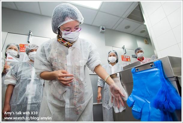 生熟食手套顏色區別-藍色生食白色熟食 (3)