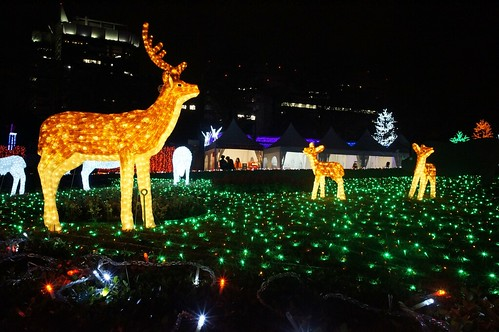 Abeno Tennoji illuminage2012