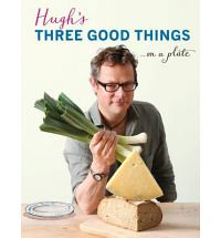 Hugh's 3 good things cover