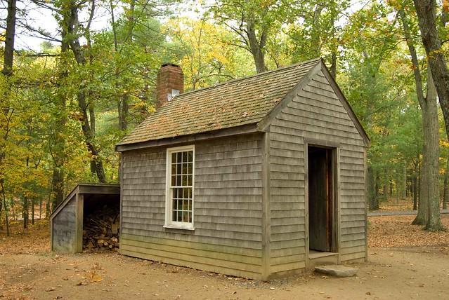 Thoreau S Cabin Walden Pond Flickr Photo Sharing