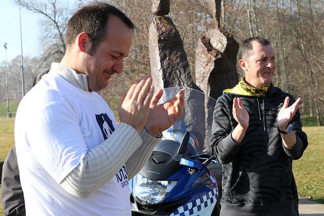 1a Cursa i marxa popular de la Policia Municipal de Girona