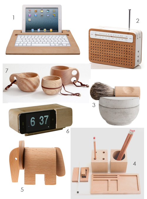 Gift Ideas For Wood Lovers The Style Files