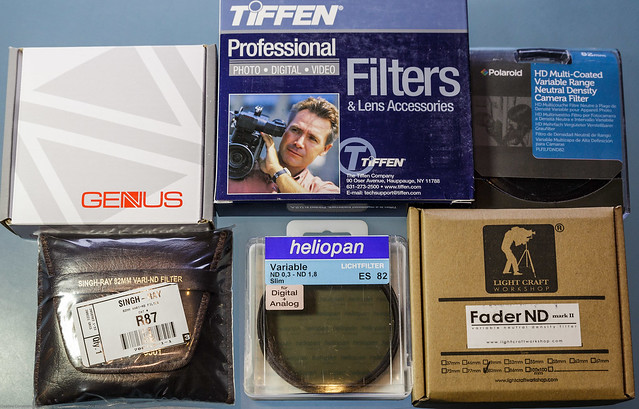 The Great ND Filter Shootout