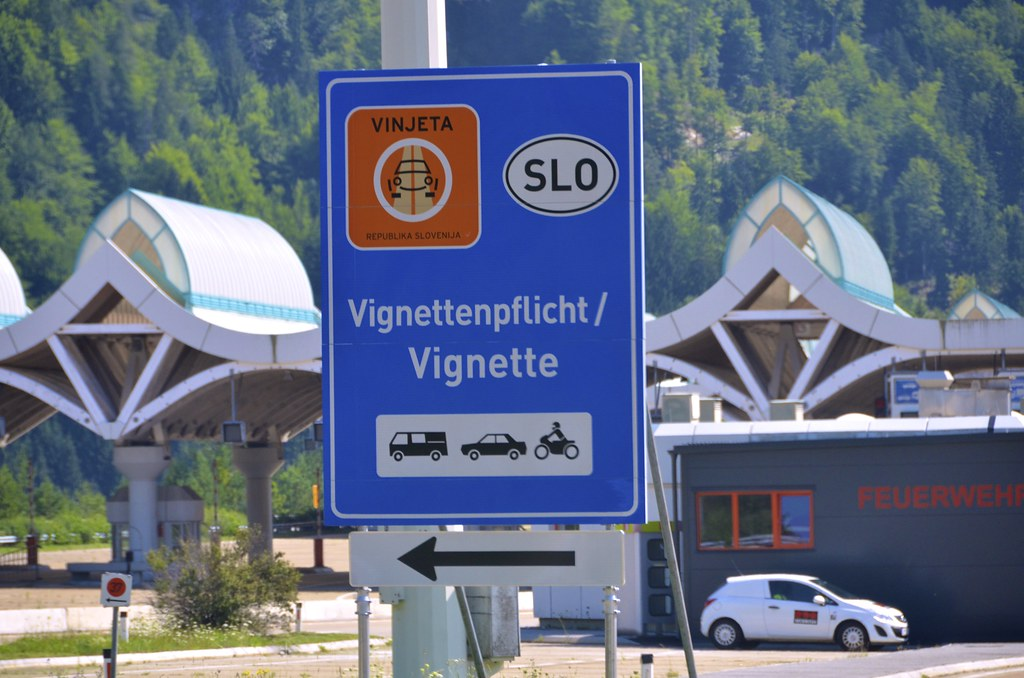Slovenia - 1st Stop Euro Delivery