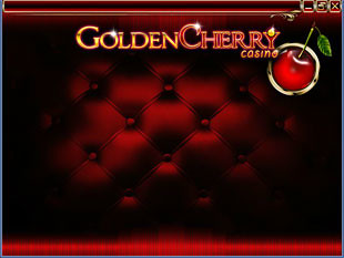 Golden Cherry Casino Lobby