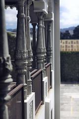 patio del aguila - balcones