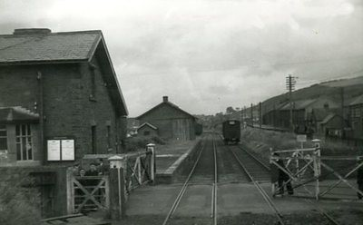 penclawdd station flickr photo sharing