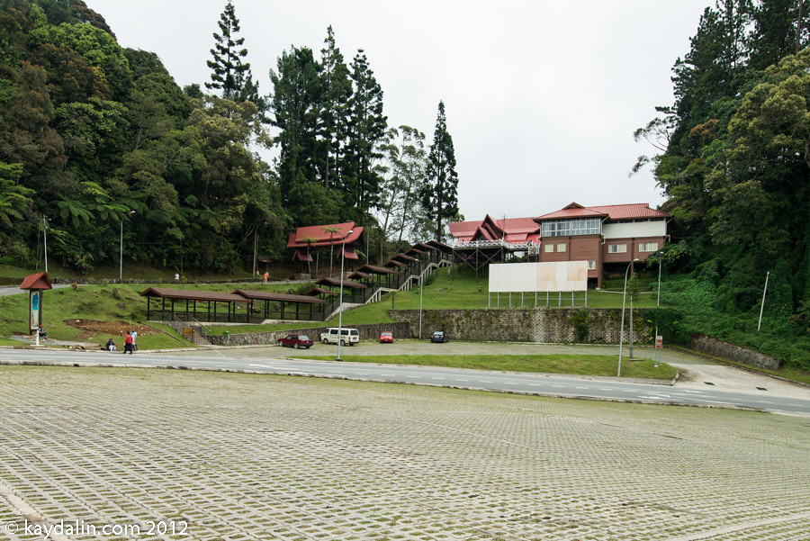 парк кинабалу вход
