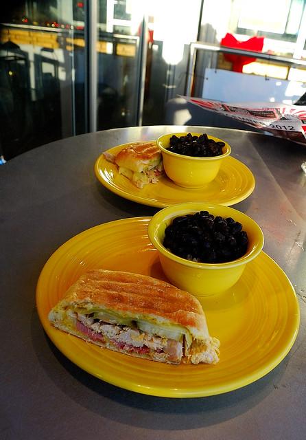 Cafe Cubano--Cuban Sandwich
