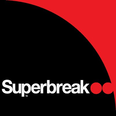 Superbreak logo master