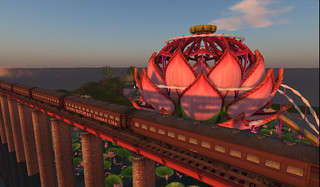 Catch The Last Train Out: Lotus Stage at SL9B