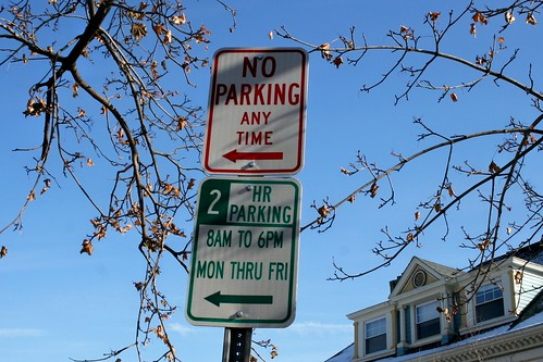 Now I Know The Montclair NJ Parking Authority Is Messing With Me