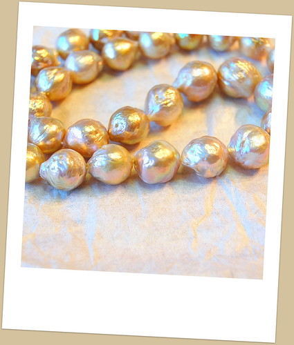My Latest Pearls by gemwaithnia