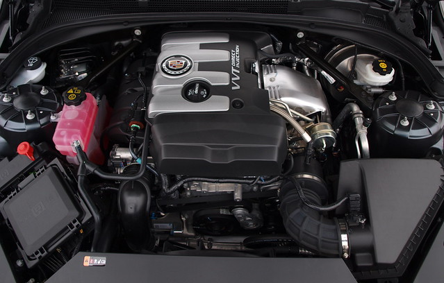 2013 Cadillac ATS 2.0T AWD Premium 28
