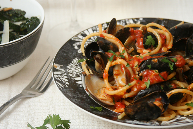 mussels fra diavolo 6