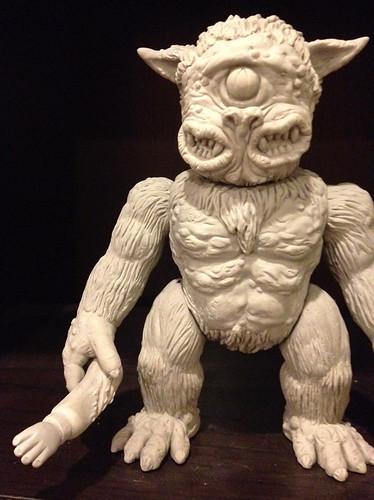 Evolved Beast Diggler by Splurrt