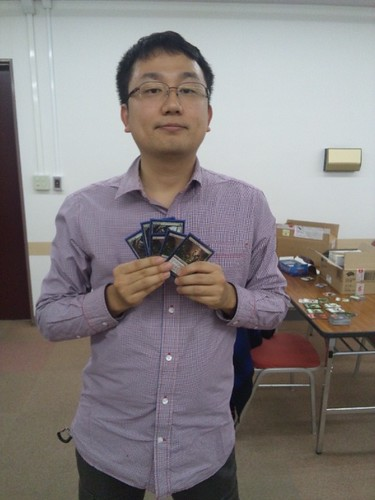 GPT Singapore - Chiba Champion : Kanno Atsushi