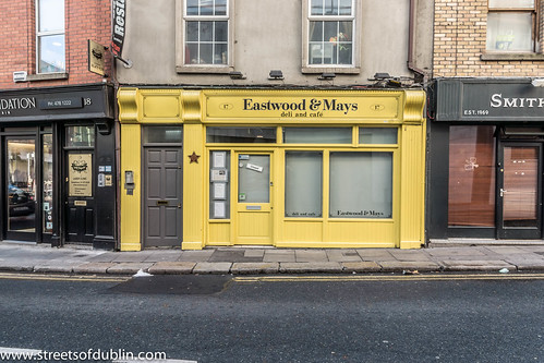Restaurant On Upper Stephen Street (Dublin) by infomatique