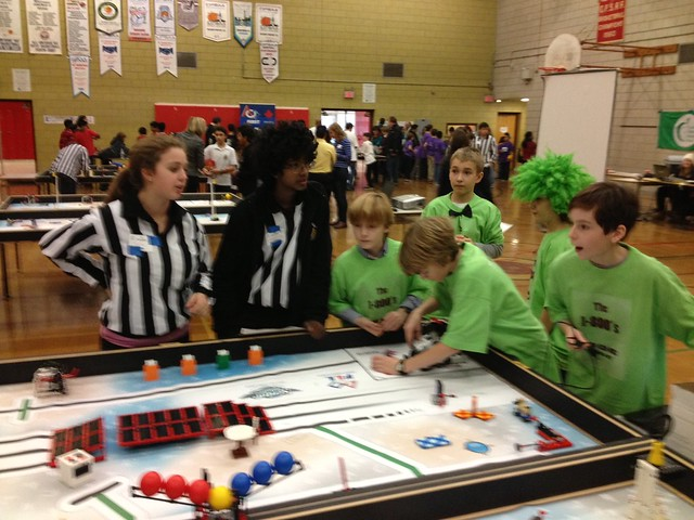 Runnymede FLL Qualifying Tournament