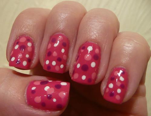 pink dot mani 2